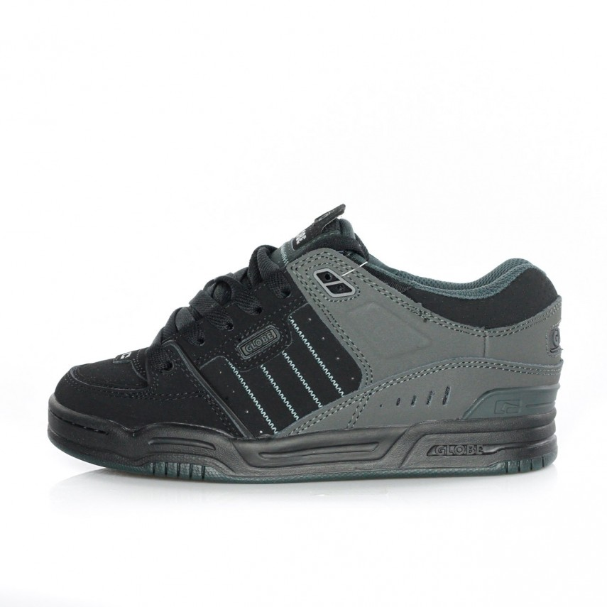 big sale 0406c cdd78 SCARPE SKATE FUSION BLACK/NIGHT | Atipicishop.com