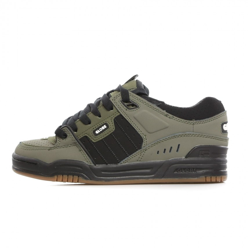 lowest price 0d3c7 fc243 SCARPE SKATE FUSION DUSTY OLIVE/BLACK | Atipicishop.com
