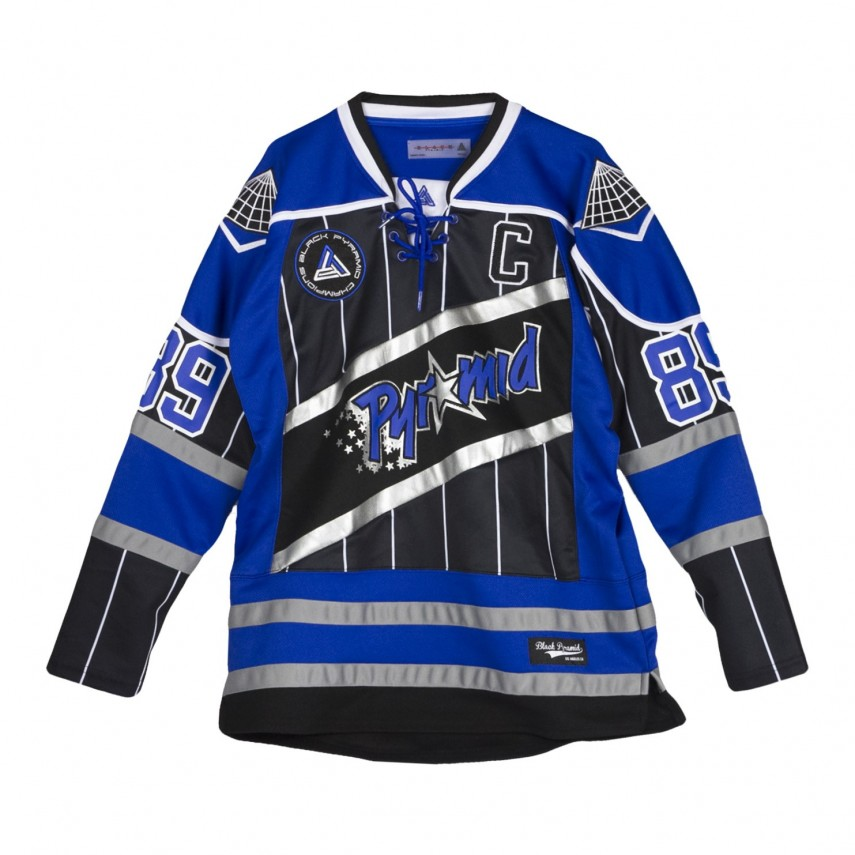 045822da413 CASACCA HOCKEY MAGIC HOCKEY JERSEY BLACK