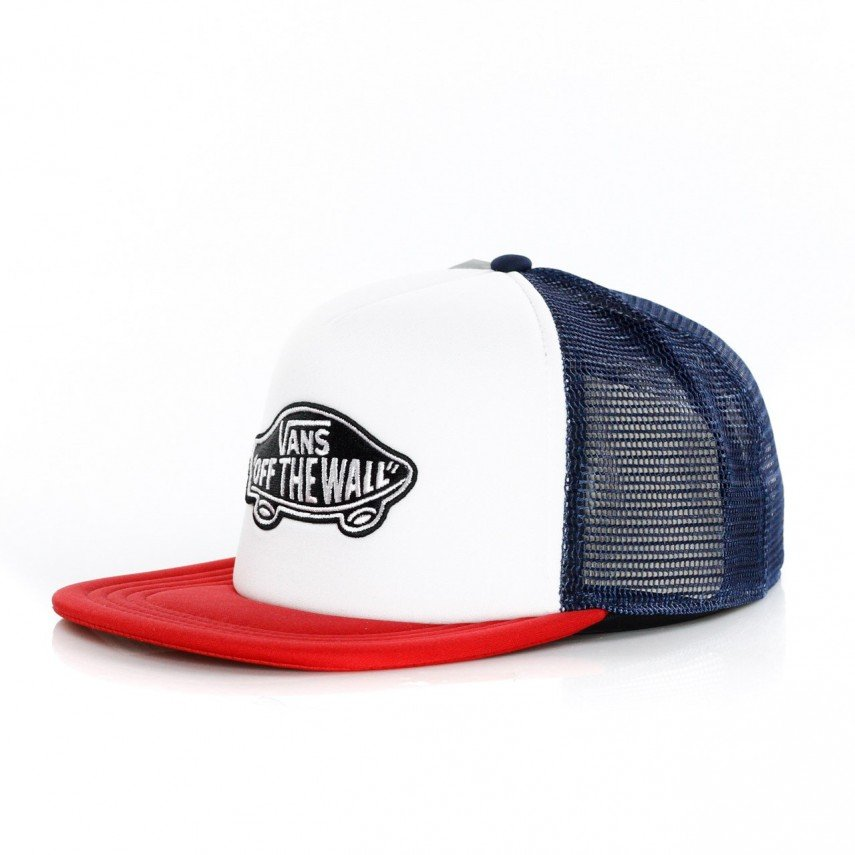 34d70c94e8a CAPPELLO SNAPBACK CLASSIC PATCH DRESS BLUE WHITE RED