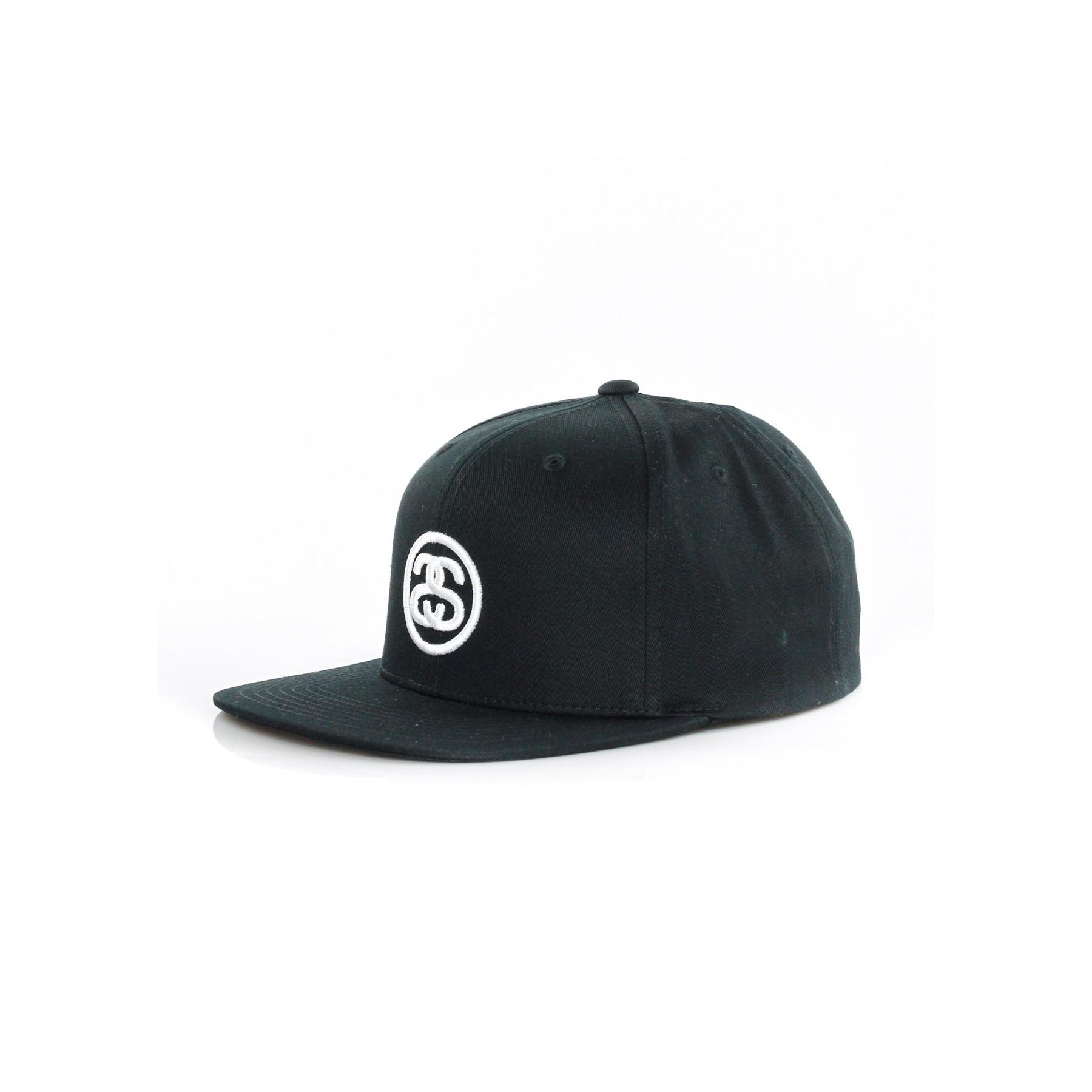 0ce84fd4f10 CAPPELLO SNAPBACK SS-LINK SP18 CAP BLACK