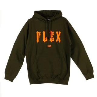 FELPA CAPPUCCIO FLEX