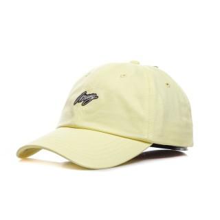 CAPPELLO VISIERA CURVA CREAM CAP