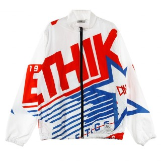 TRACK JACKET ATHLETICS RETRO