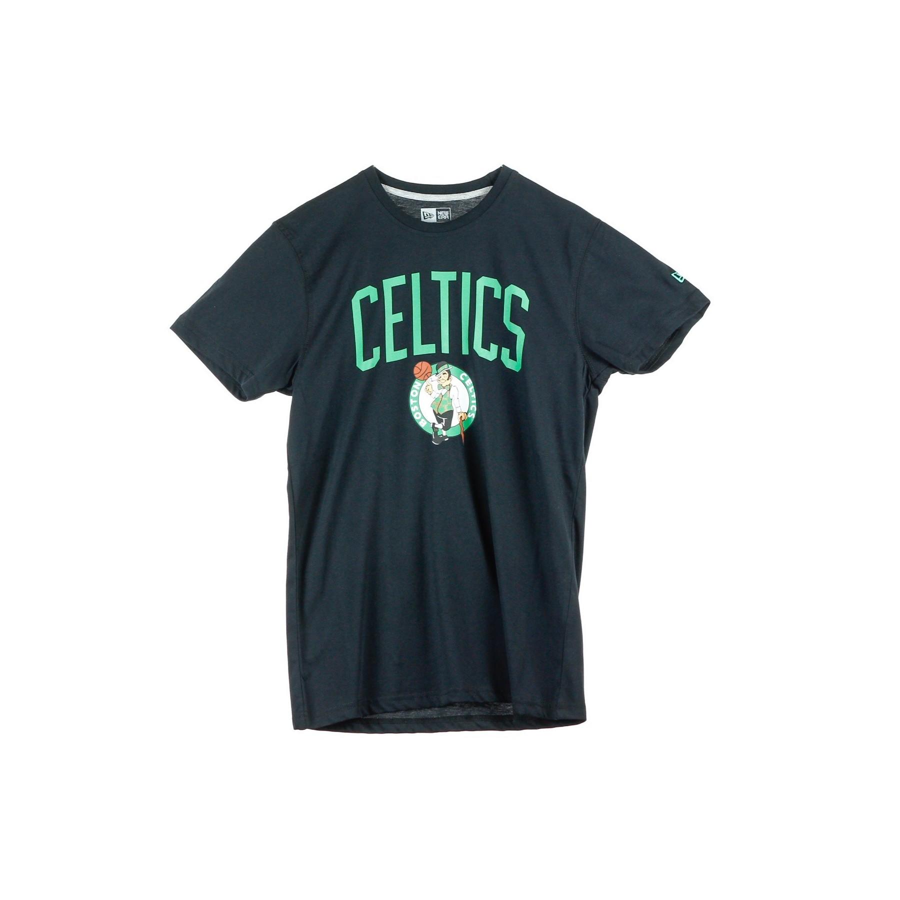 Boston Celtics New Era Team Apparel felpa con cappuccio