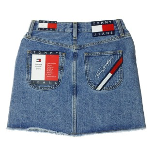 GONNA TJW 90s DENIM SKIRT 46