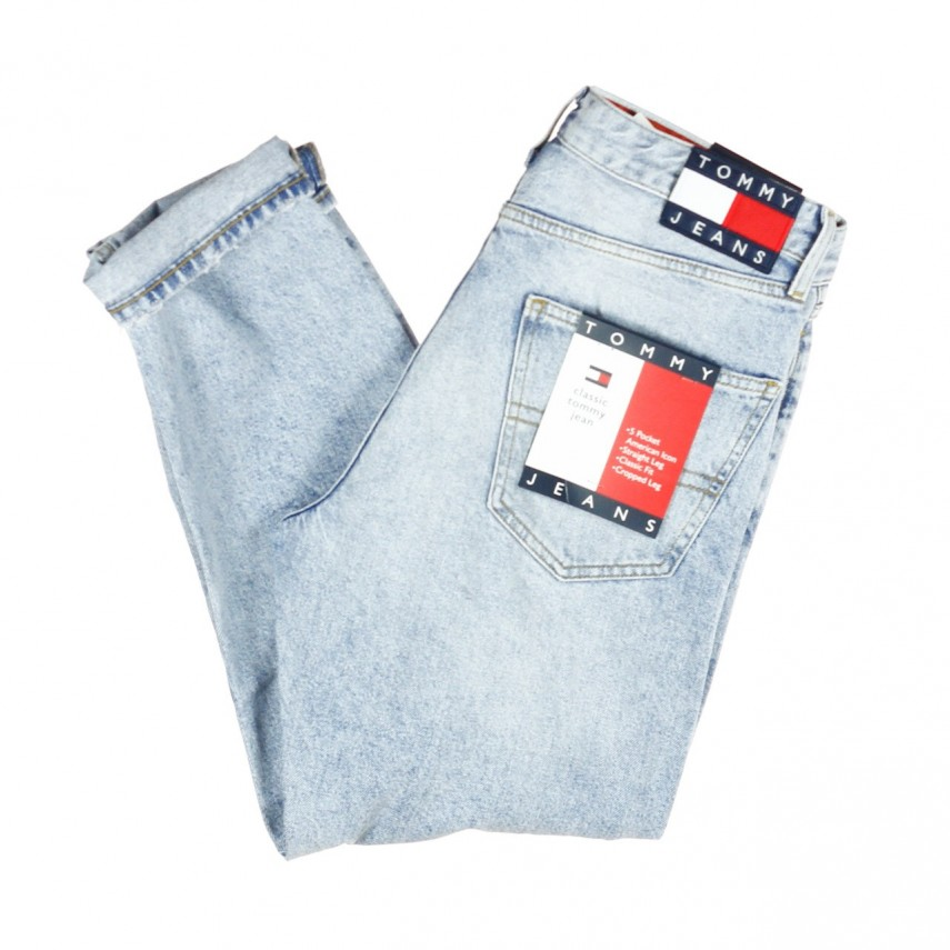 f7f59caed JEANS TJM 90s DAD JEANS LIGHT BLUE DENIM | Atipicishop.com