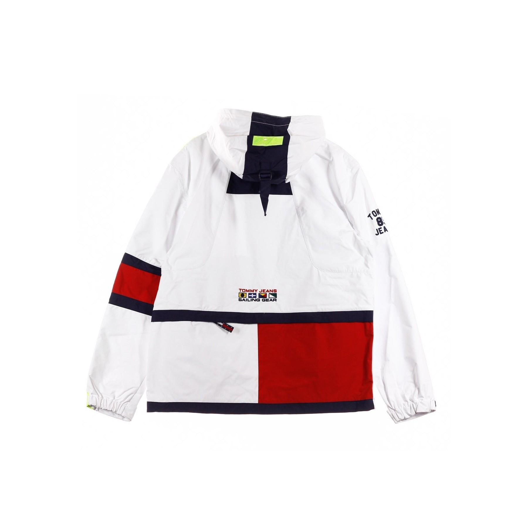 Anorak Tjm 90s Sailing Jacket Bright White Atipicishop Com
