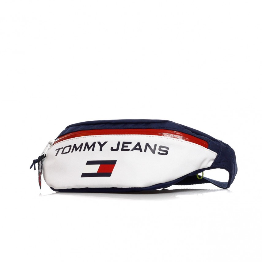 Tommy JEANS da UOMO 90s SAILING Logo Giacca di Jeans Tommy Hilfiger