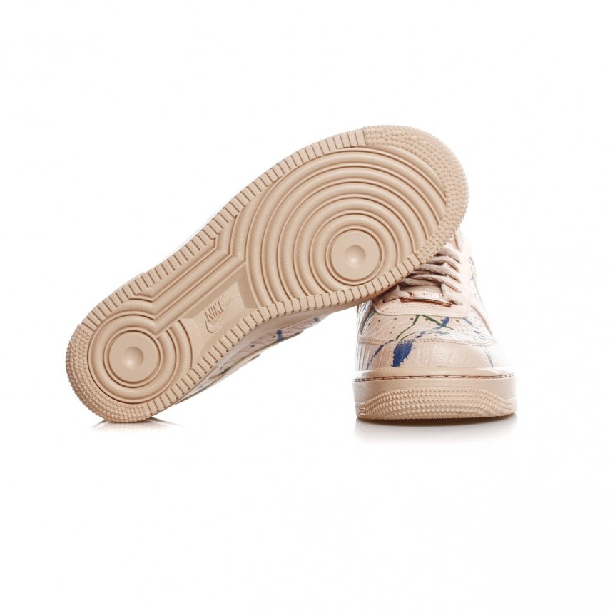 SCARPA BASSA WMNS AIR FORCE 1 07 LX PARTICLE BEIGEPARTICLE BEIGE