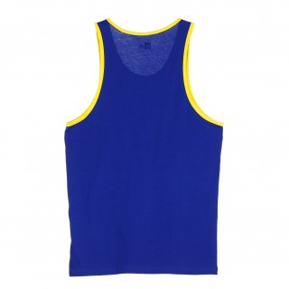 CANOTTA NBA TEAM APPAREL POP LOGO TANK GOLWAR 46