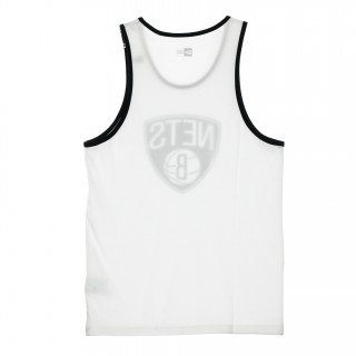 CANOTTA NBA TEAM APPAREL POP LOGO TANK BRONET 46
