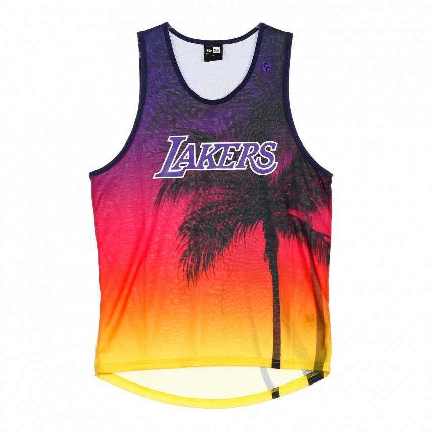 CANOTTA NBA COASTAL HEAT TANK LOSLAK ALL OVER PRINT  36f61710f716