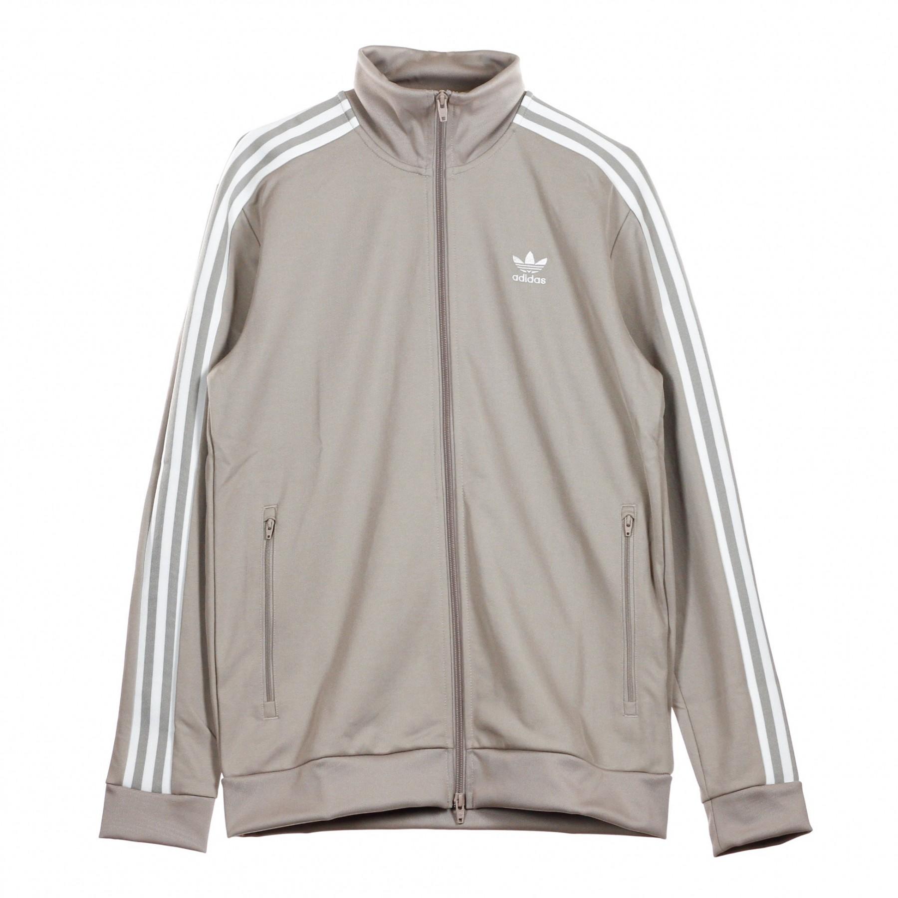 adidas Beckenbauer TT jacket grey | WeAre Shop