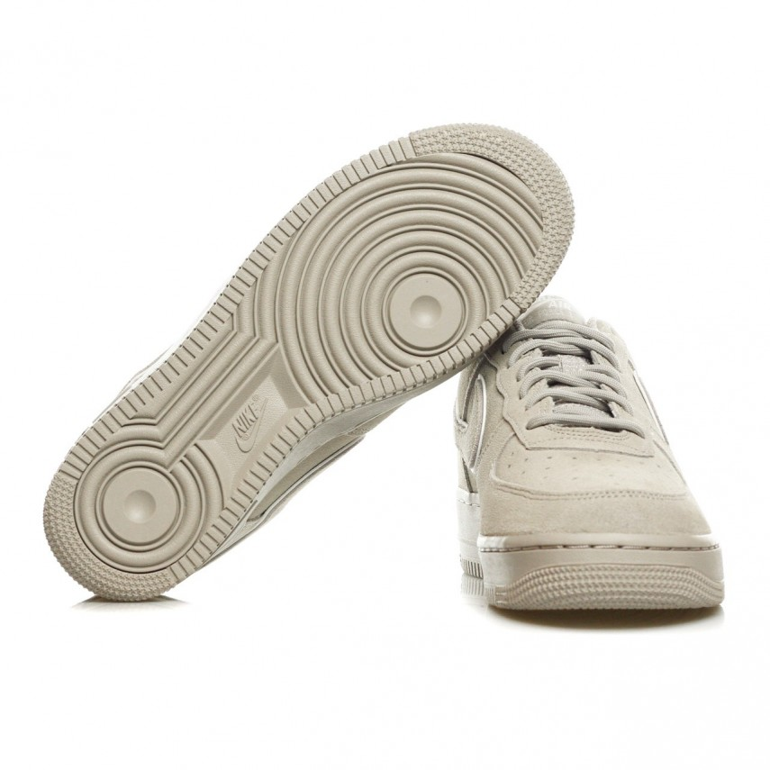 SCARPA BASSA AIR FORCE 1 07 LV8 SUEDE MOON PARTICLEMOON PARTICLE