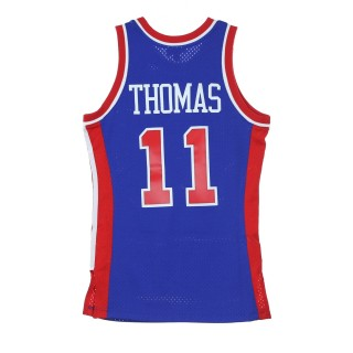 CANOTTA NBA SWINGMAN JERSEY ISIAH THOMAS NO11 1988/89 ROAD DETPIS 46