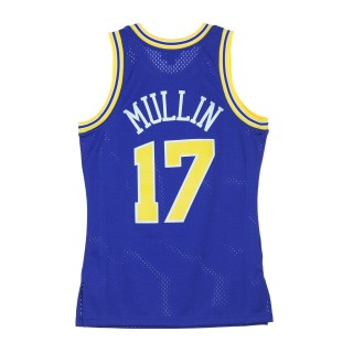 CANOTTA NBA SWINGMAN JERSEY CHRIS MULLIN NO17 1993/94 GOLWAR 46