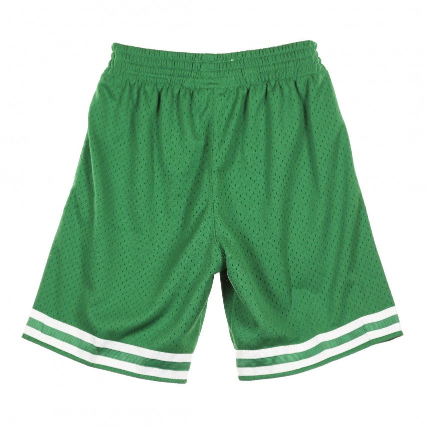 PANTALONE CORTO NBA SWINGMAN SHORTS 1985/86 ROAD BOSCEL