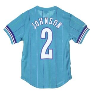 CASACCA NBA N  N MESH CREWNECK LARRY JOHNSON CHAHOR 46