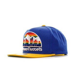0572d4f5fde You could be interested also in. MITCHELL   NESS. CAPPELLO SNAPBACK XL LOGO  2 TONE SNAPBACK DENNUG