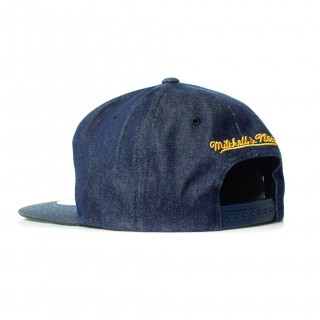CAPPELLO SNAPBACK RAW DENIM SAFWAR 46