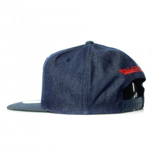 CAPPELLO SNAPBACK RAW DENIM CHIBUL 46