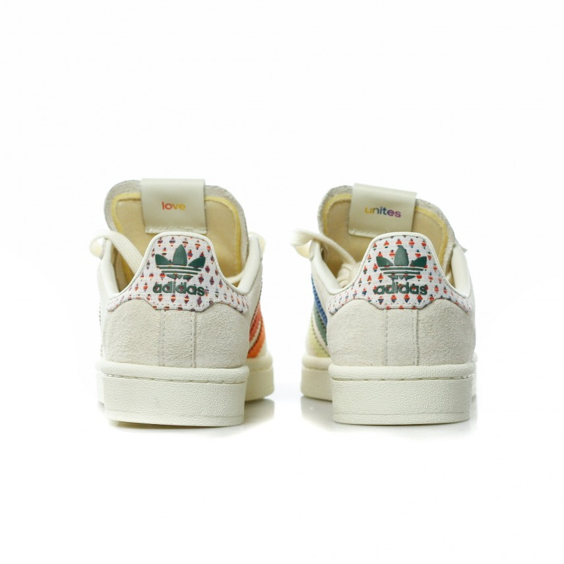 Campus Pride Shoes Cream White 12.5 Mens | Pride shoes