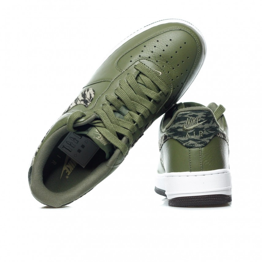 Scarpa 1 Olive khaki Air Medium Force Aop Bassa Prm n0vN8mw