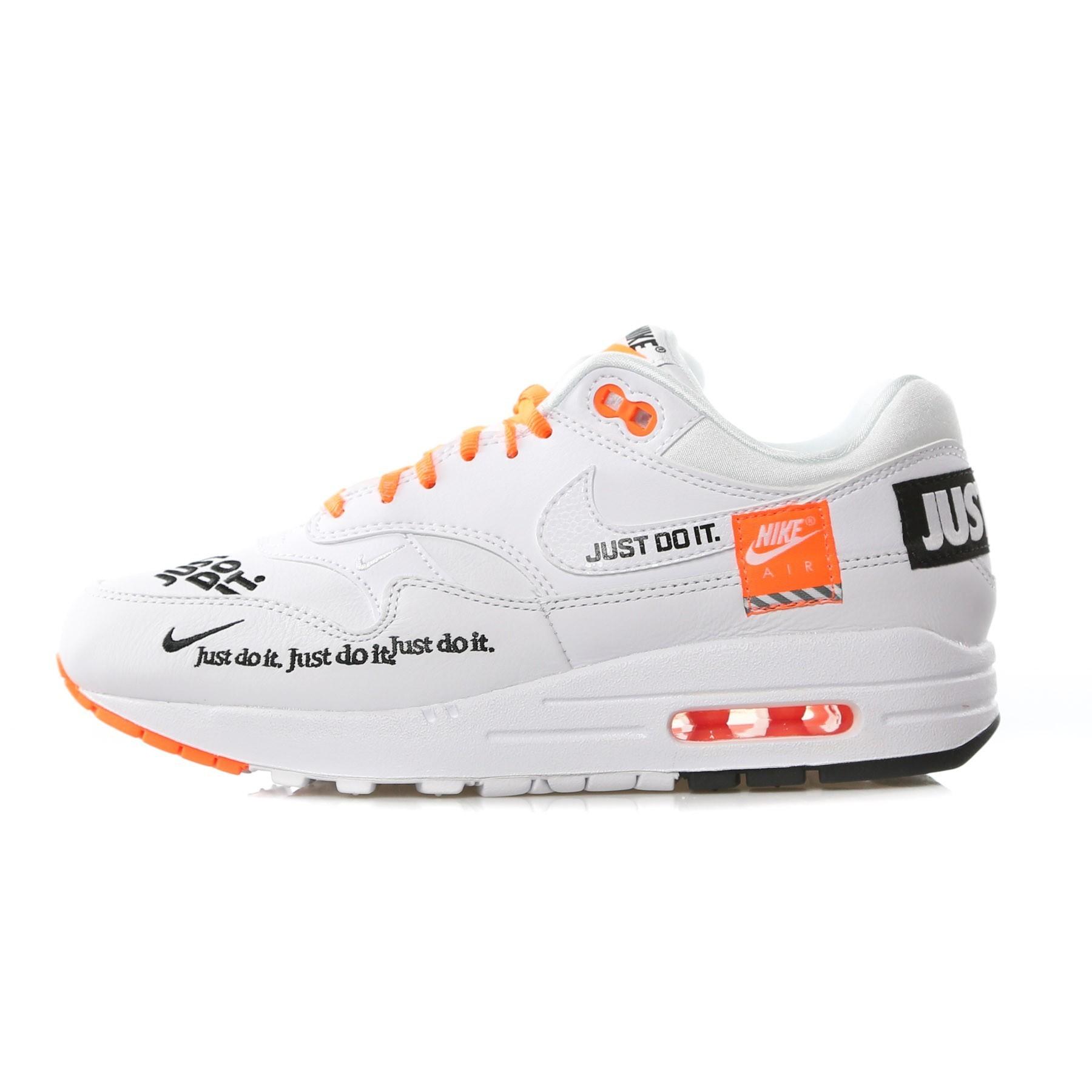 Nike Air Max 1 Just Do It Pack Orange Womens