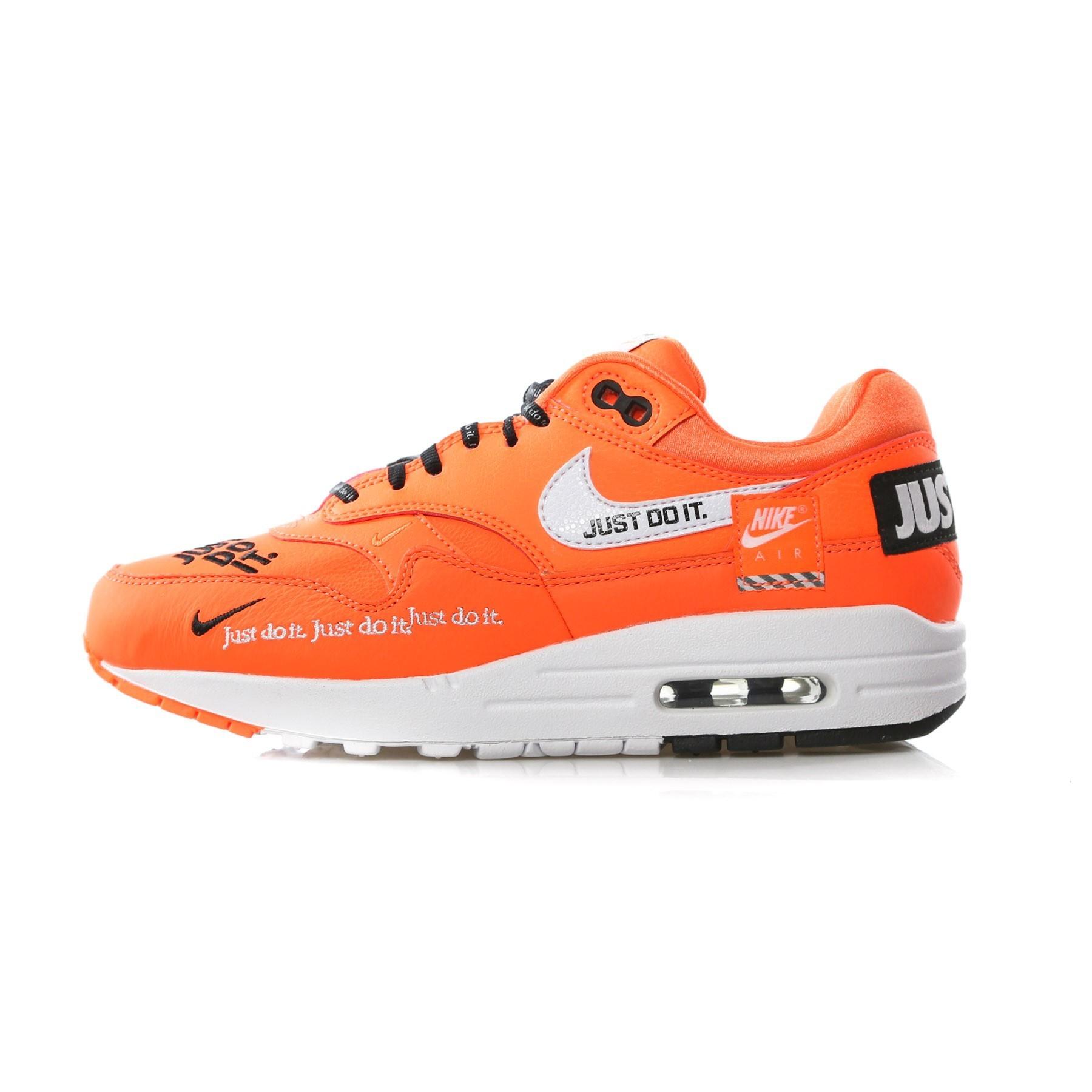 Air Max 1 'Just Do It Orange'