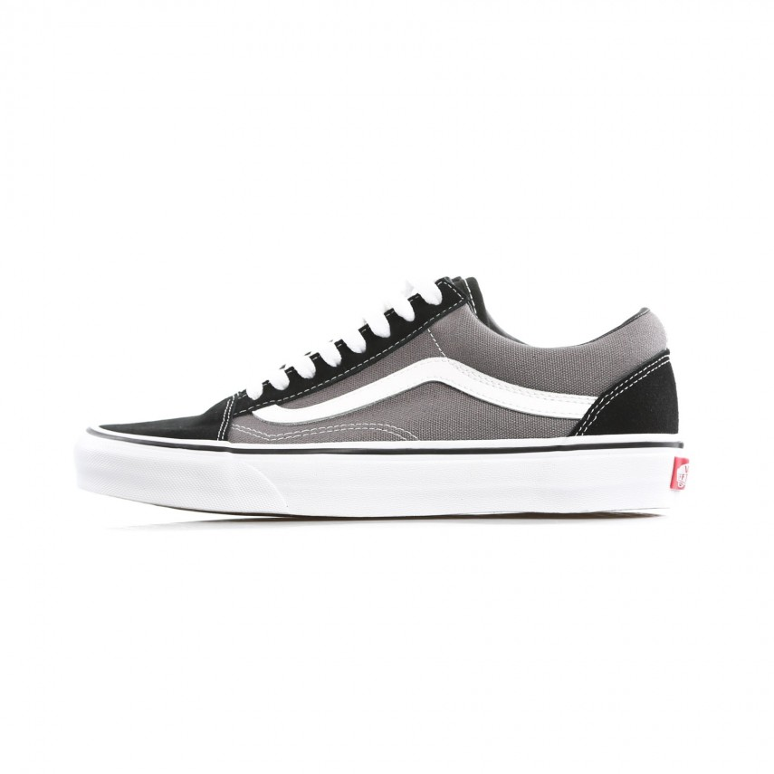 SCARPA BASSA OLD SKOOL BLACK PEWTER  4eefeafb3