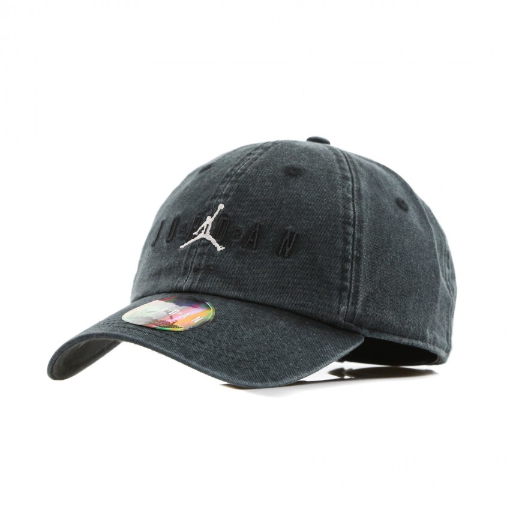 Cappello Visiera Curva Jordan H86 Air Cap Black Smoke Grey