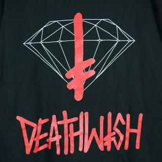 FELPA CAPPUCCIO DEATHWISH SIGN