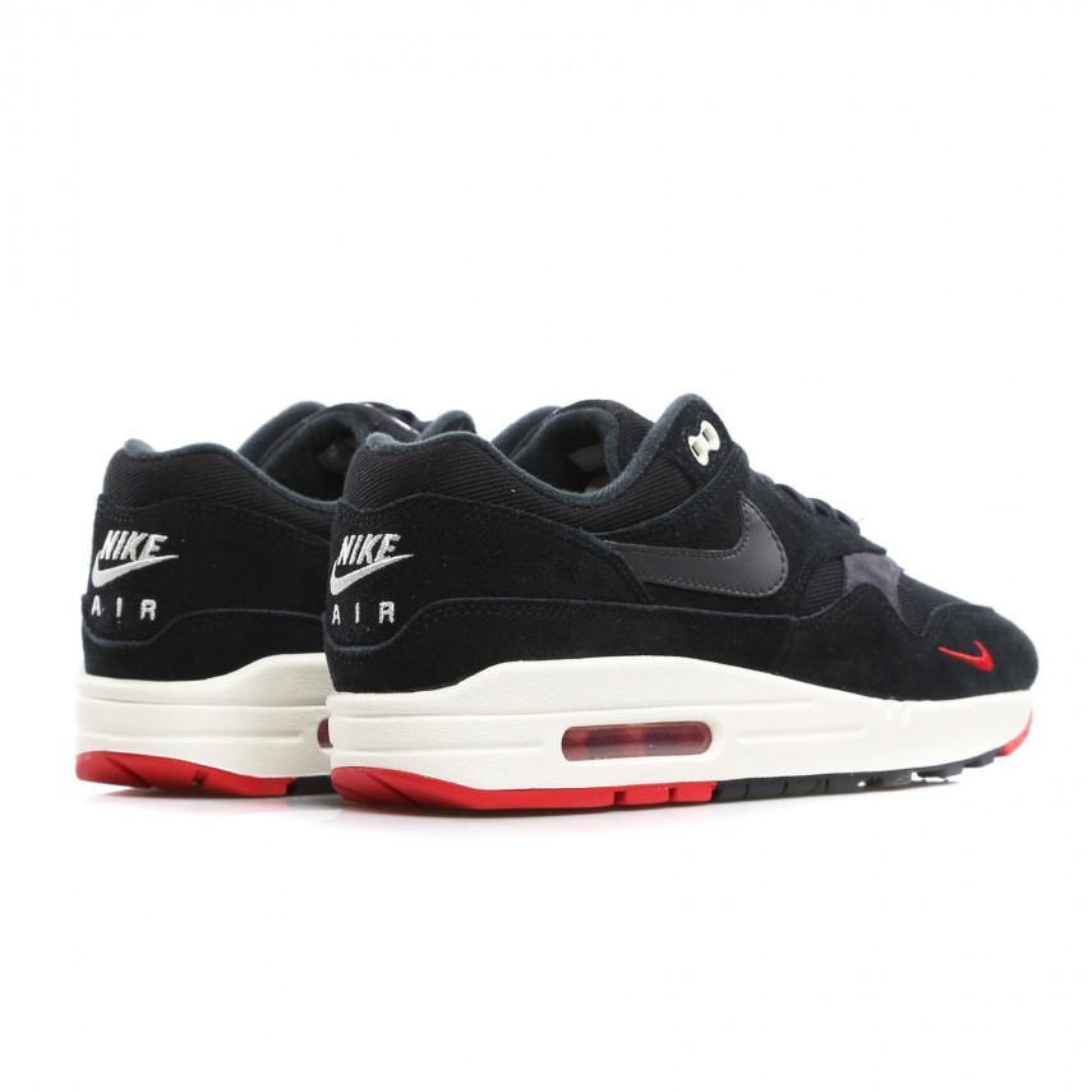air max 1 black oil grey red