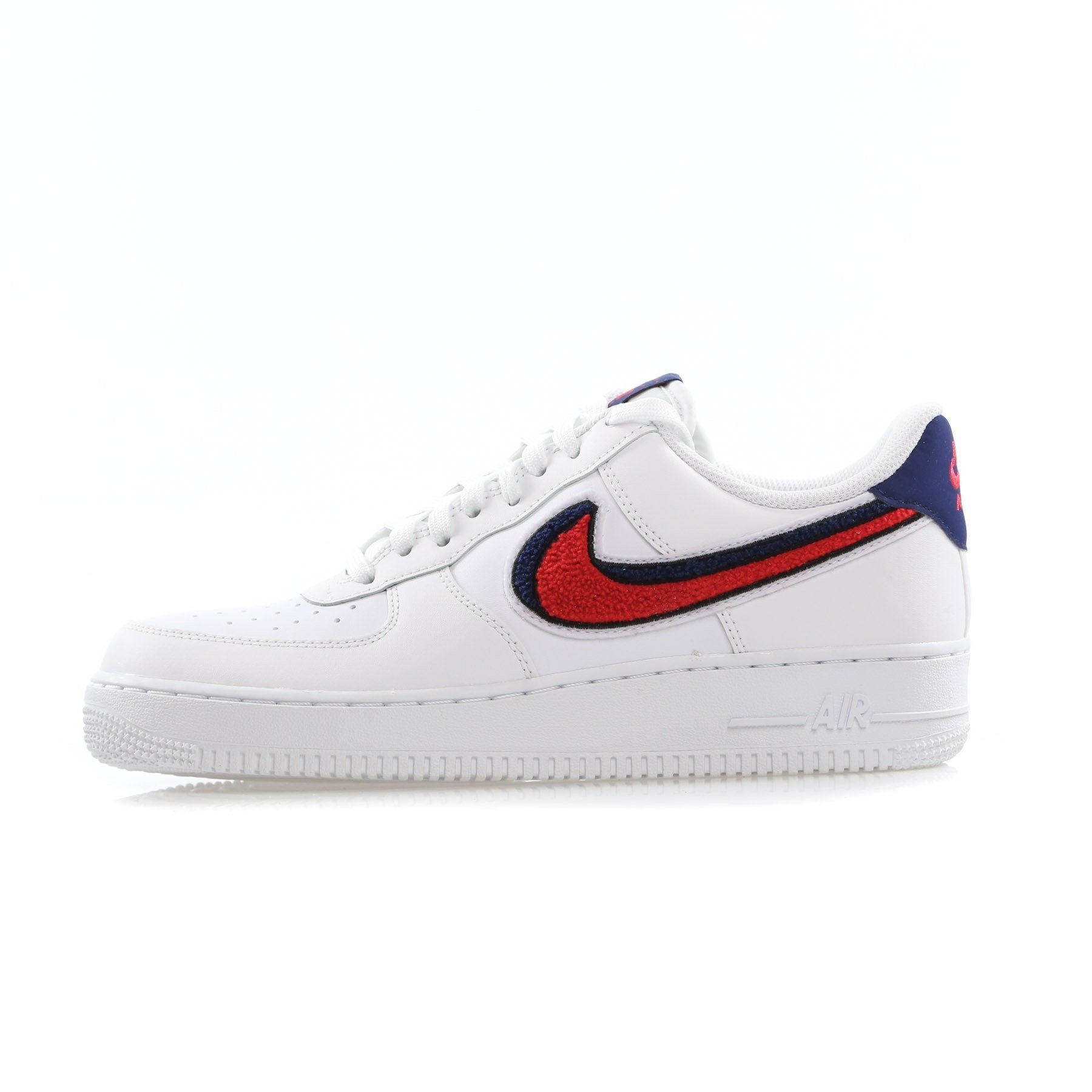 air force 1 07 bianche e rosse