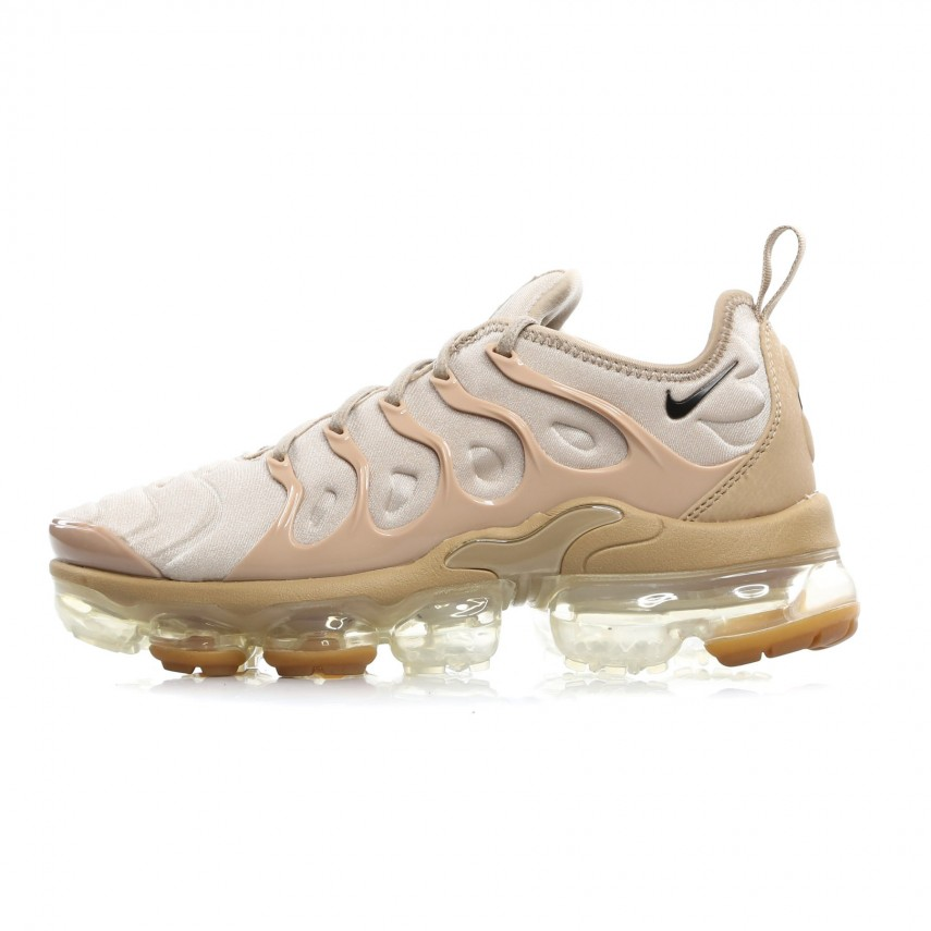 hot sale online 76ec7 4a36e SCARPA BASSA AIR VAPORMAX PLUS STRING/BLACK/DESERT/GUM LIGHT BROWN |  Atipicishop.com