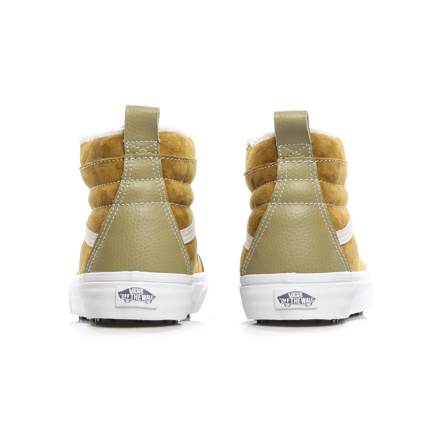 Divise Vans SK8HI Kaki Consegna gratuita Scarpe Sneakers