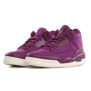 high sneaker lady air jordan 3 retro se