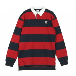 POLO SRIPE RUGBY 39