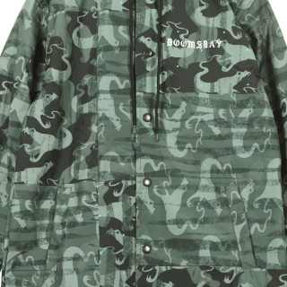 COACH JACKET COBRA CAMO LONG CJ 39