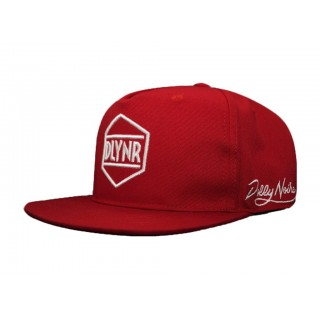 CAPPELLO SNAPBACK DOLLY NOIRE CAP SNAPBACK RED SAILS Red/White Array