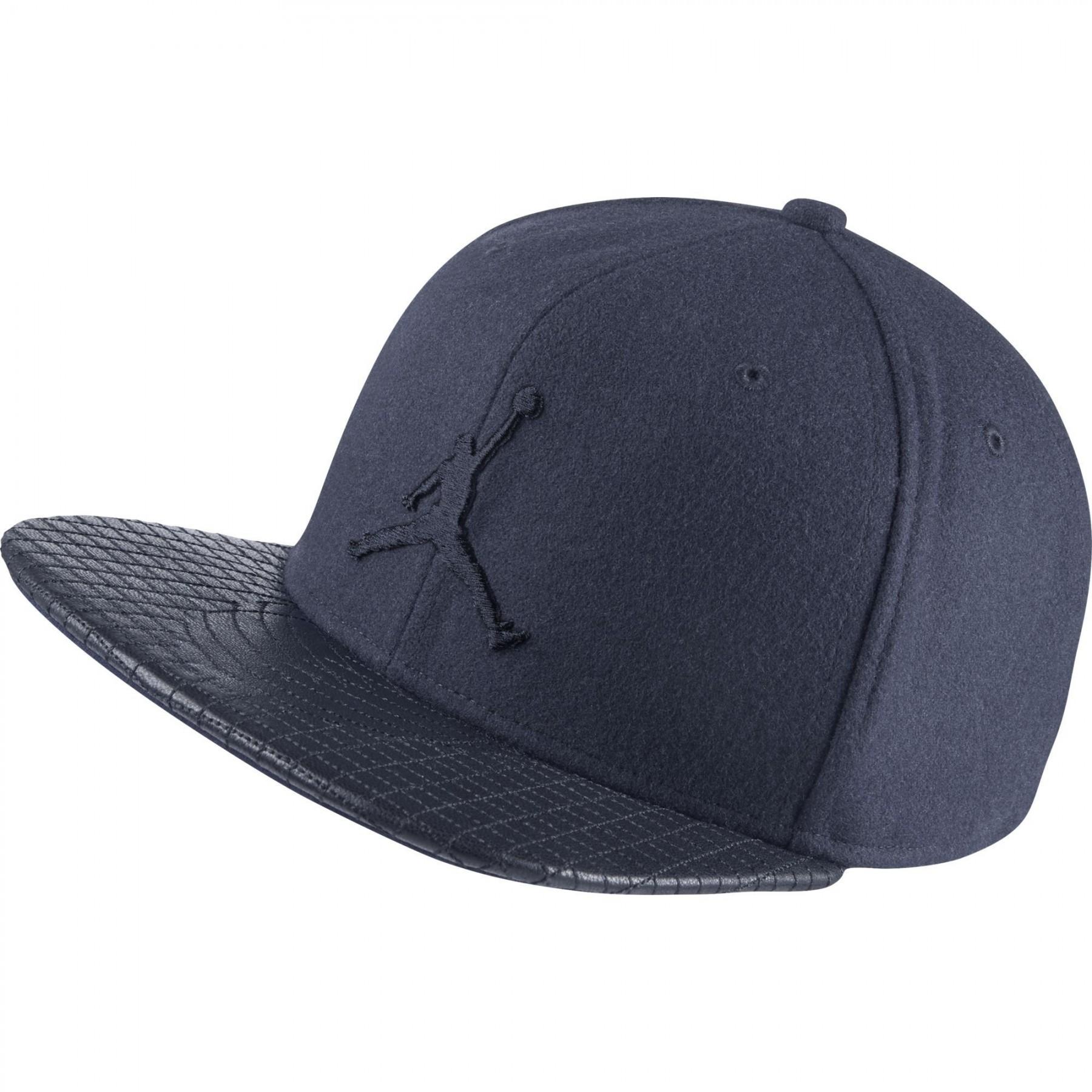 CAPPELLO STRAPBACK JORDAN 4 PREMIUM CAP NAVY  0157b0550b7