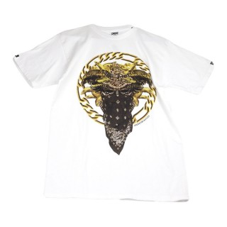 MAGLIETTA CULTIVATED LUX MEDUSA CREW TSHIRT Array