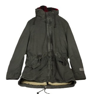 GIUBBOTTO PARKA INSERTATO Array