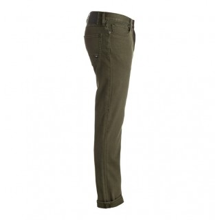 PANTALONE LUNGO JEANS STRAIGHT COLOUR JEAN Array
