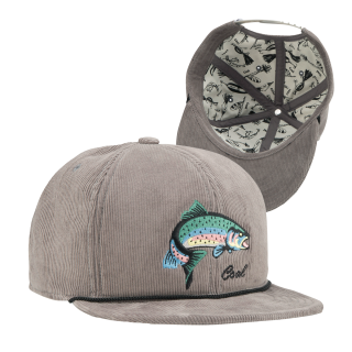 CAPPELLO SNAPBACK THE WILDERNESS FISH Array
