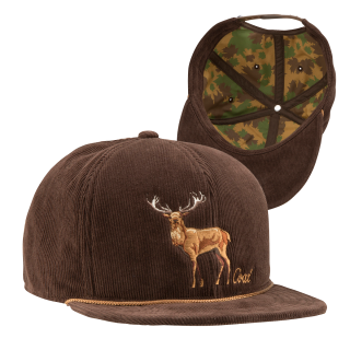 CAPPELLO SNAPBACK THE WILDERNESS STAG Array