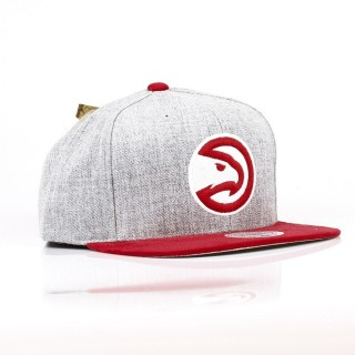 CAPPELLO SNAPBACK HEATHER MICRO ATLHAW ... 00c78a768dbf