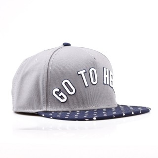CAPPELLO SNAPBACK GO TO HELL CAP Array