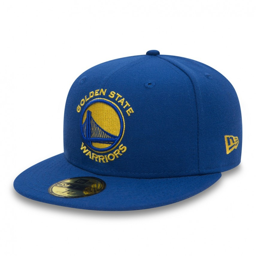 CAPPELLO FITTED NBA TEAM CLASSIC GOLWAR ROYAL GIALLO  3c0c96c4e179